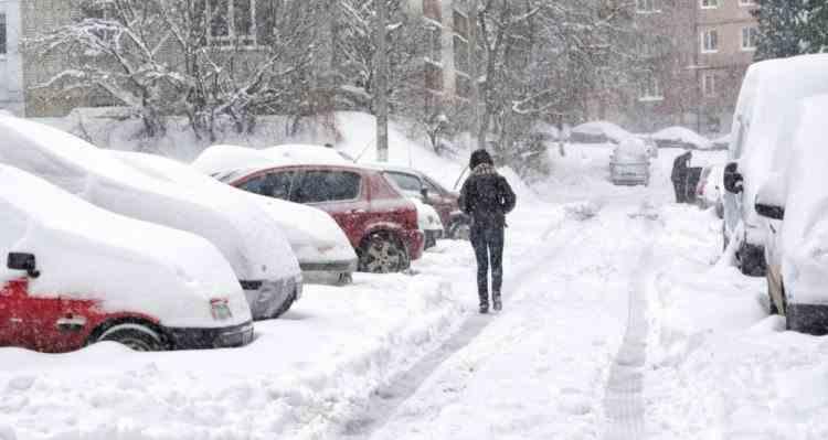 Avertizare ANM: Un nou val de frig atinge România, iar iarna va cuprinde în totalitate sudul și estul țării