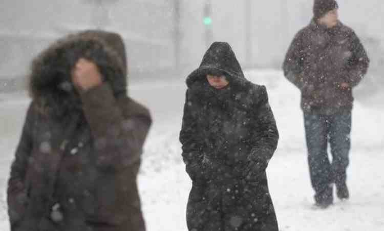 Avertizare ANM de vreme deosebit de rece, valabilă până vineri