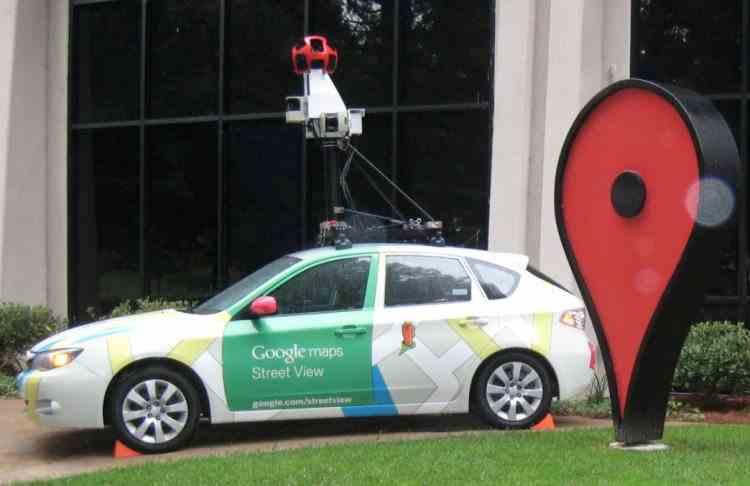 Mașinile Google Street View se întorc de mâine în România