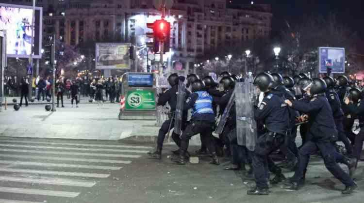 Jandarmeria Română: Proteste în 70 de localități din țară, au fost aplicate amenzi în valoare de 400000 de lei
