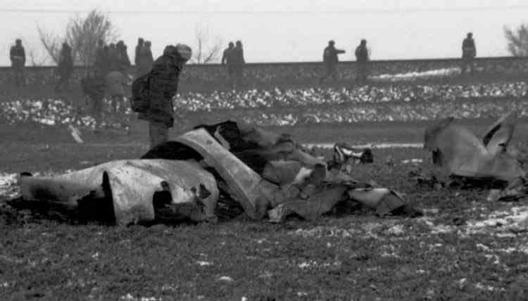 26 de ani de la tragedia aviatică de la Balotești - Din 60 de oameni au rămas doar 150 de saci cu rămăşiţele umane