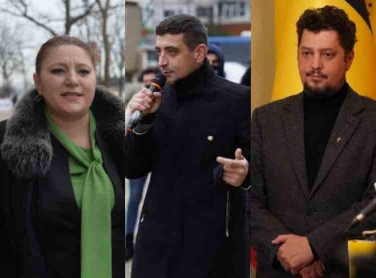 Amenzi record pentru Diana Șoșoacă, George Simion, Claudiu Târziu și alte cinci persoane, după protestul de luni