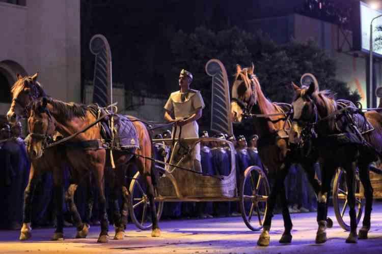 Defilarea faraonilor - Evenimentul spectaculos care a avut loc la Cairo