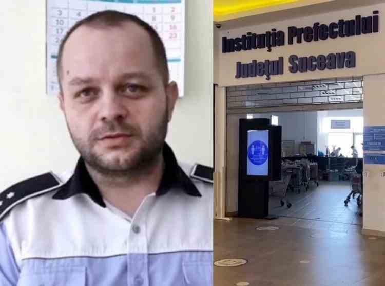Noul şef de la Permise Auto Suceava a fost ridicat de procurorii DNA pentru audieri într-un dosar de corupție