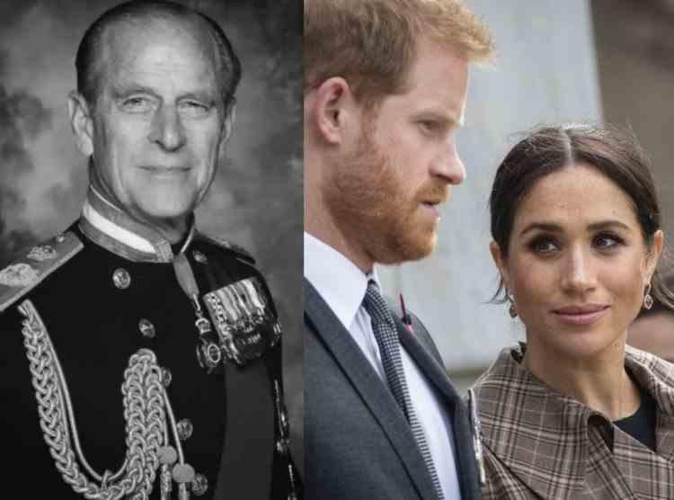 Prințul Philip va fi înmormântat pe 17 aprilie - Meghan Markle nu va participa la funeralii