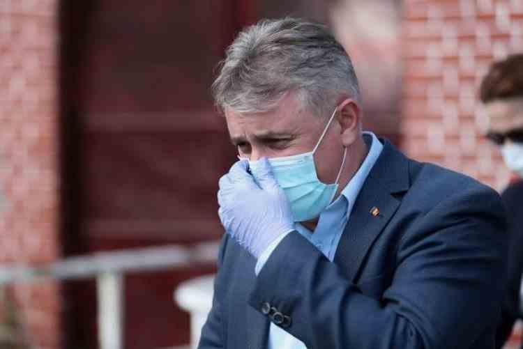 Ministrul de Interne, despre evacuarea Spitalului Foișor: Când te îmbolnăvești, trebuie să ai încredere în Dumnezeu și în sistemul de sănătate publică