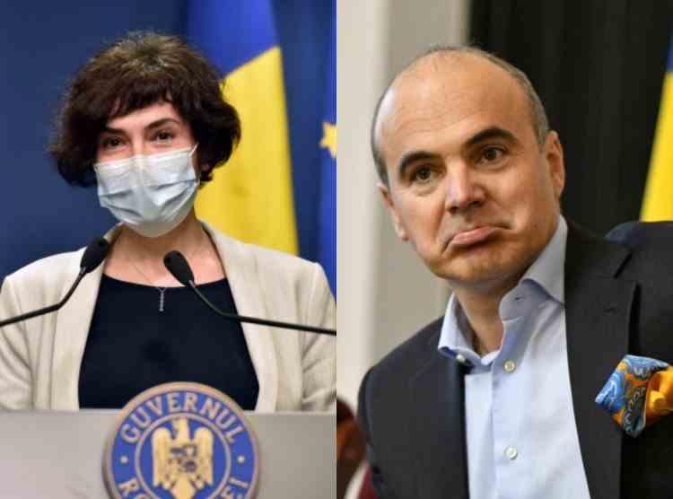 Rareș Bogdan: Raed Arafat este ușor obosit, iar dna Moldovan poate vorbește mai puțin și se ocupă mai mult de minister