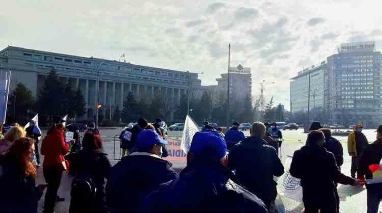Sindicatele ies la atac - Se anunță proteste masive în fața Guvernului