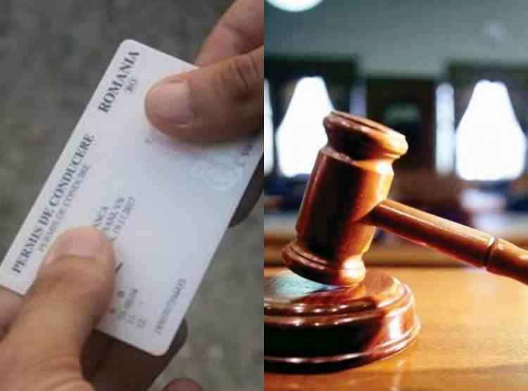 Instanțele nu mai pot reduce perioadele sau decide înlăturarea măsurii de suspendare a permisului