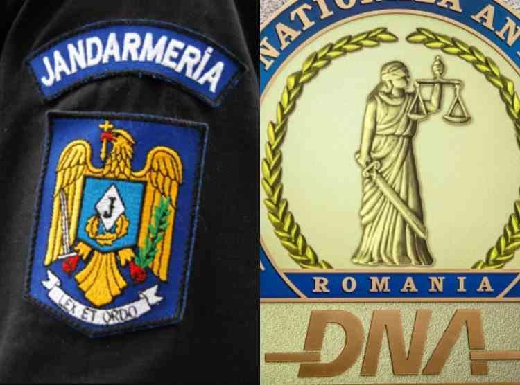 Dosarele Jandarmeriei au luat calea DNA