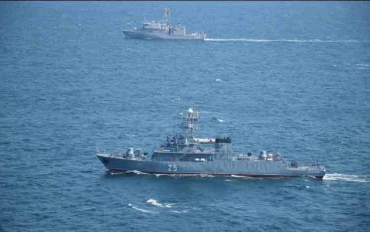Marea Britanie va trimite nave de război în Marea Neagră, din solidaritate cu Ucraina și NATO