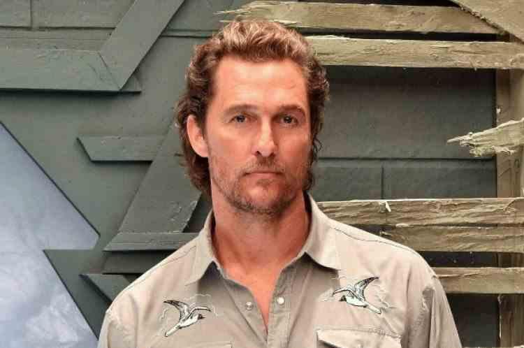 Actorul Matthew McConaughey este favorit să devină noul guvernator al statului american Texas