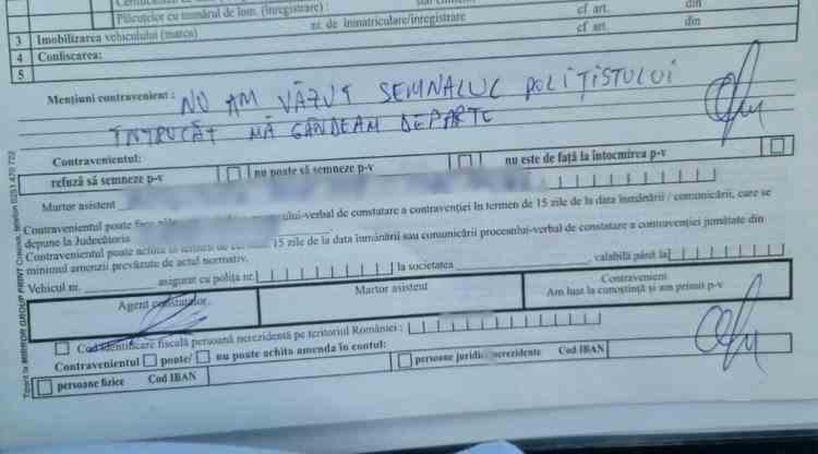 Cum a ajuns viral pe internet cel mai sincer șofer din Botoșani