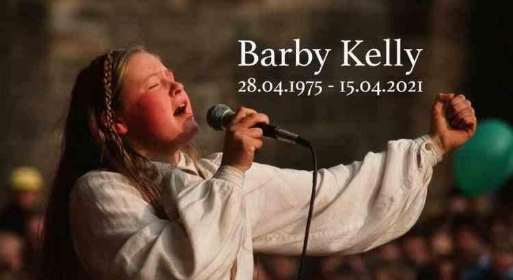 A murit o membră a trupei Kelly Family - Barby Kelly a murit în somn, la doar 45 de ani