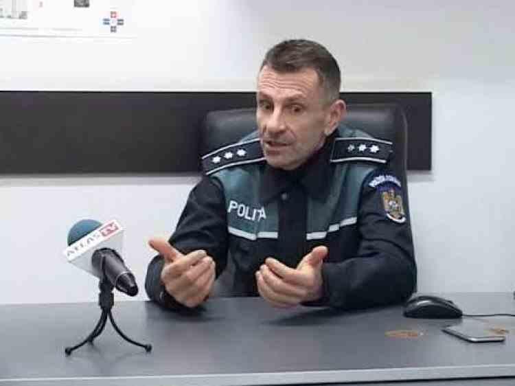 Comisarul șef Marian Pătrașcu este noul șef de la Permise Auto și Înmatriculări Suceava