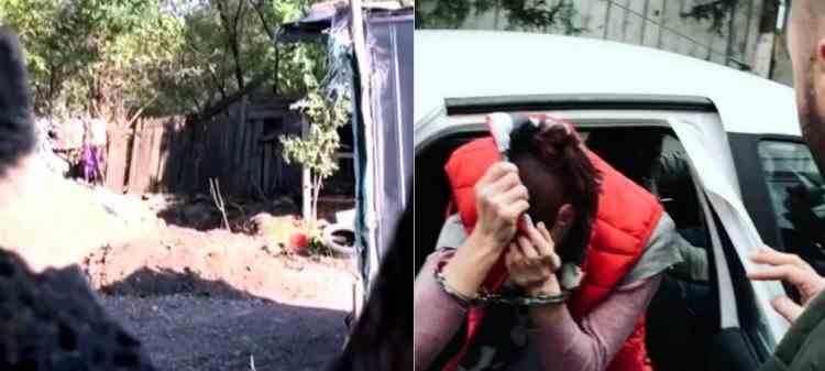 Femeia din Brăila, care și-a ucis și tranșat soțul polițist, cu 20 de ani mai în vârstă, a fost condamnată