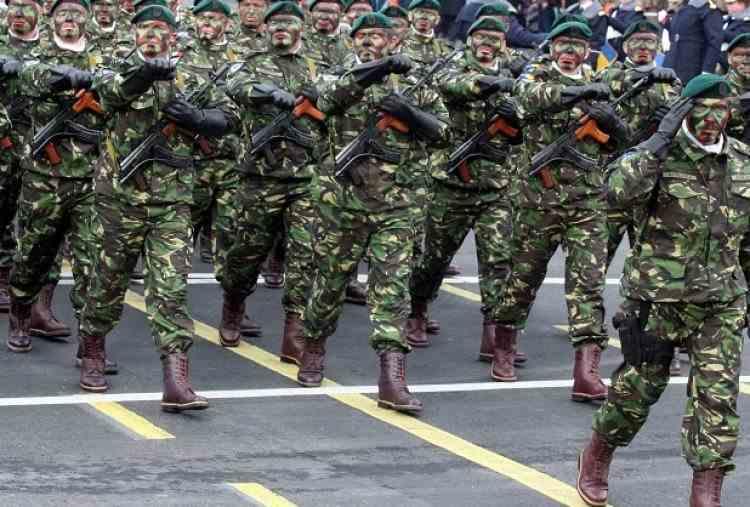 23 aprilie, ziua Forțelor Terestre ale Armatei