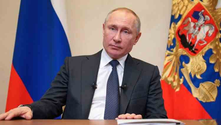 Vladimir Putin a semnat o lege prin care limitează personalul ambasadelor din Rusia ale ţărilor considerate neprietenoase