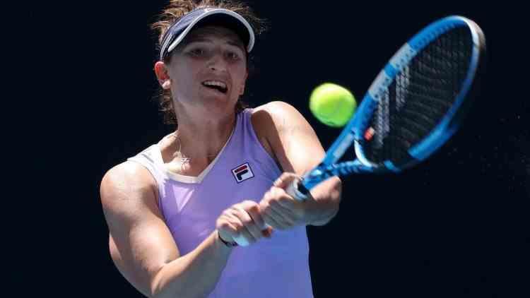 Irina Begu a pierdut partida cu Daria Kasatkina