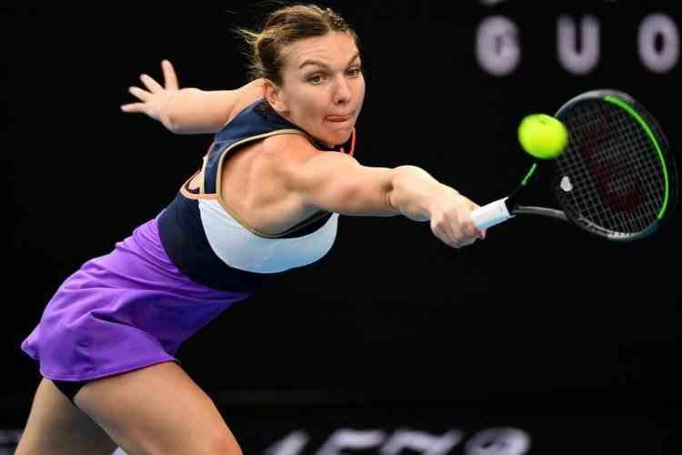 Simona Halep s-a calificat în turul doi al turneului de la Madrid