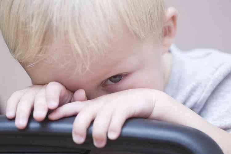 Fobia socială în rândul celor mici