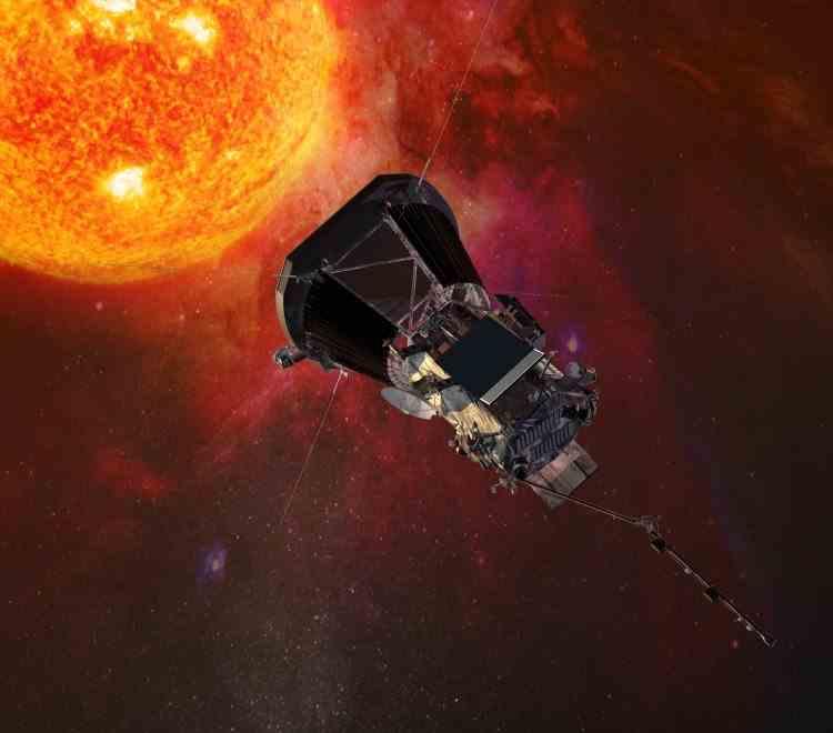 Sonda Parker creată de NASA a devenit cel mai rapid obiect creat de om