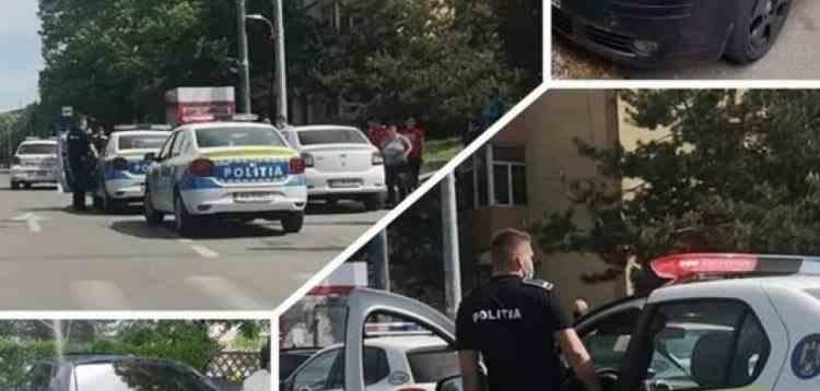 O tânără din Craiova, care a fost la un pas să fie răpită de pe stradă, a fost salvată și apoi amendată de polițiști