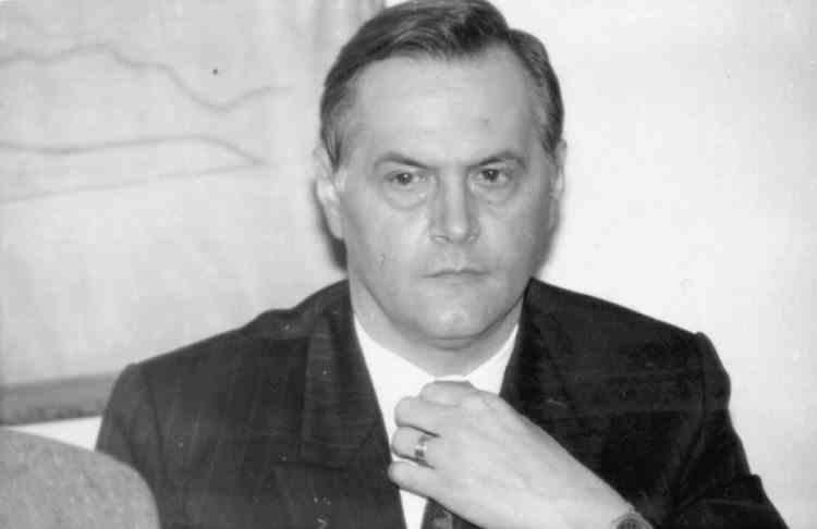 A murit generalul de poliție Teodor Zaharia, fost ministru secretar de stat