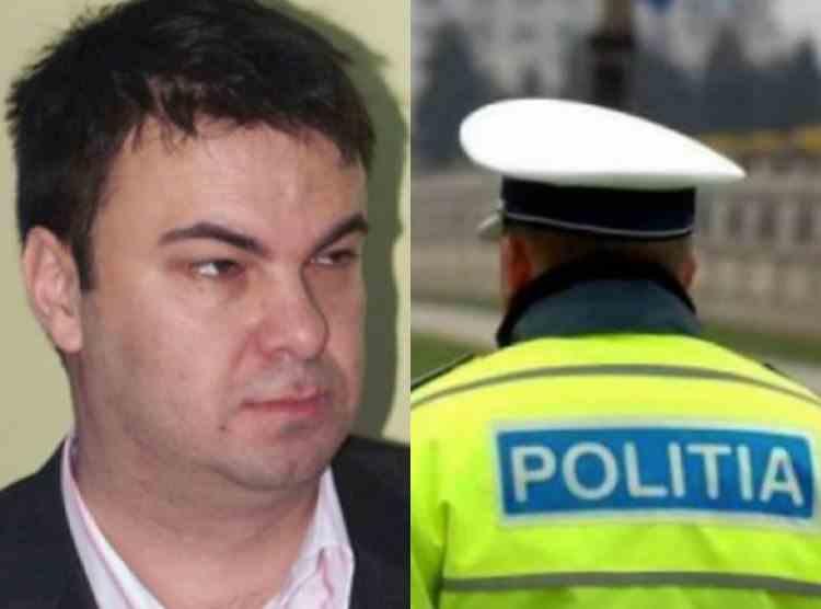Un fost deputat trebuie să achite daune morale unui polițist pe care l-a jignit, pentru că l-a oprit în trafic: Te dau afară, vorbesc cu șefii tăi