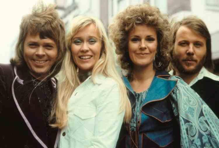 Membrii grupului ABBA s-au reunit în studioul de înregistrări, după 40 de ani - Trupa va lansa 5 melodii noi în 2021