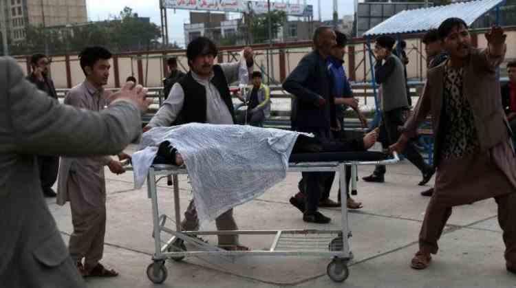 Cel puțin 50 de morți în urma unei explozii provocate în fața unei școli de fete din Kabul