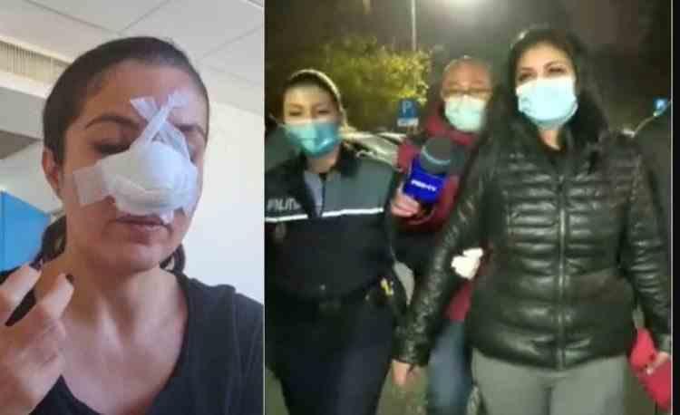 Agresoarea Cristinei Joia a fost condamnată la închisoare cu suspendare - Daunele pe care trebuie să i le plătească victimei