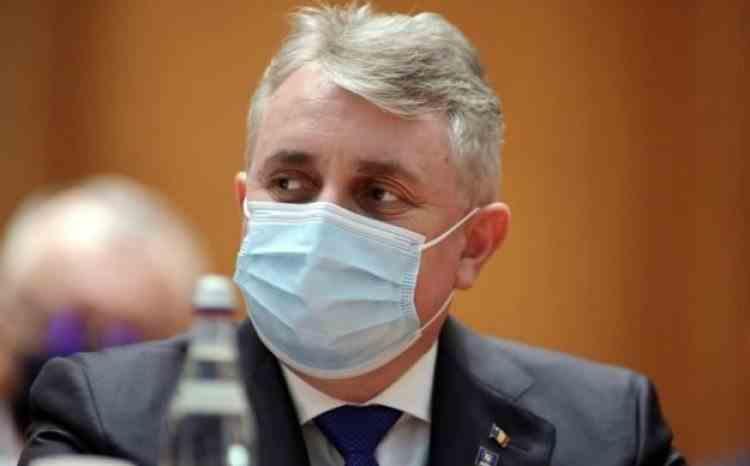 Ministrul de Interne: MAI a transmis la CNSU un set de propuneri privind măsurile de relaxare