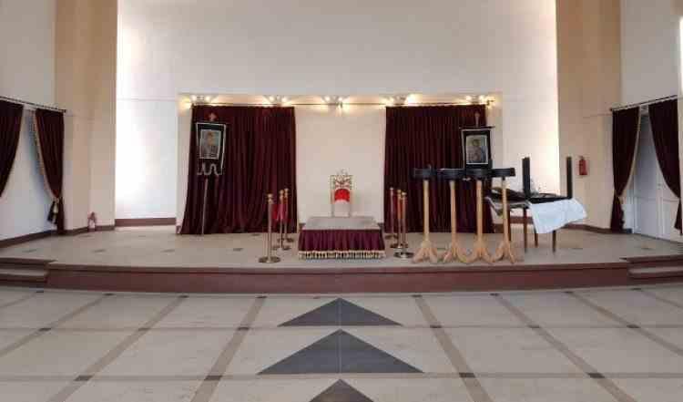 Un mort a fost jefuit chiar în capela cimitirului, la Brașov