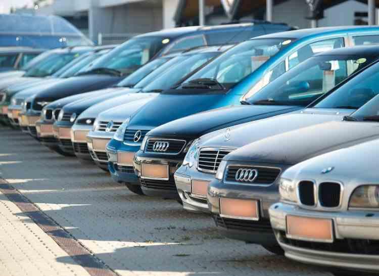 Guvernul va limita importul de mașini second hand mai vechi de 15 ani