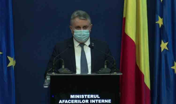 """Ministrul de Interne, despre practicile """"bolnăvicioase"""" de la nivelul Jandarmeriei și Poliției: Pot fi rezolvate doar în cadrul unui ampluprocesde reformă"""