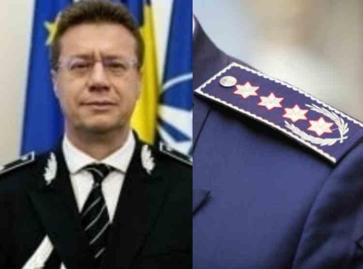"""Chestorul Benone-Marian Matei, noul șef al Poliției Române - """"Singurul polițist de carieră pus șef la IGP"""""""