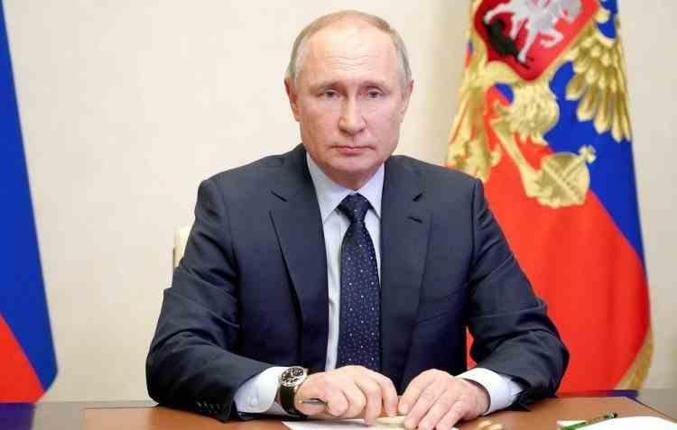 Vladimir Putin: Mizăm pe dezvoltarea unor relații reciproc avantajoase cu România