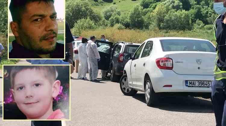 Închisoare pe viață pentru bărbatul din Cluj care și-a ucis copilul de 8 ani