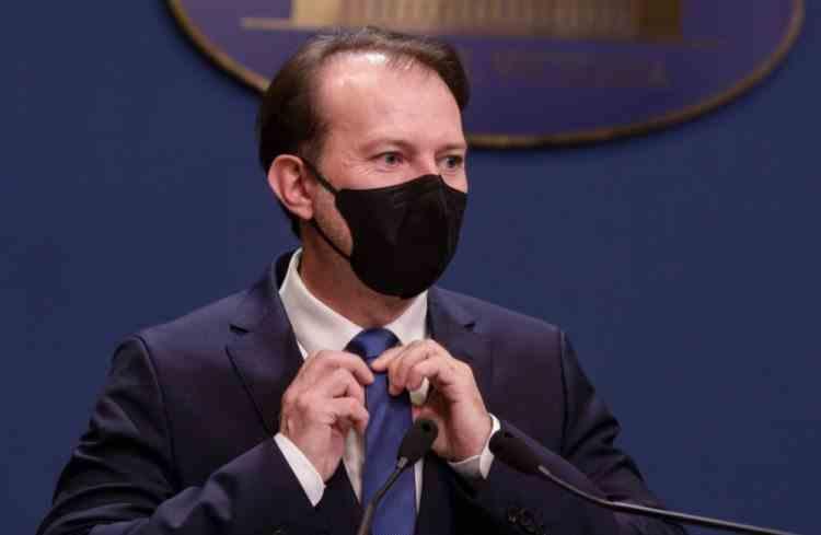 Premierul Cîțu: Suntem cam singura țară din UE care a reușit să recupereze tot ce s-a pierdut din cauza pandemiei