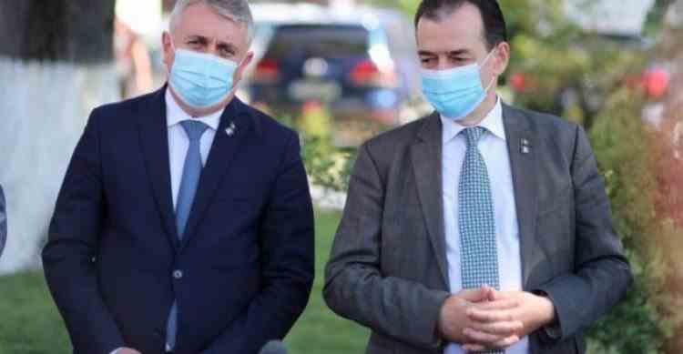 Ministrul de Interne, după ce mai mulți liberali s-au adunat fără mască, de ziua lui Ludovic Orban: Nu vine Poliţia Română să verifice imaginile din Parlament