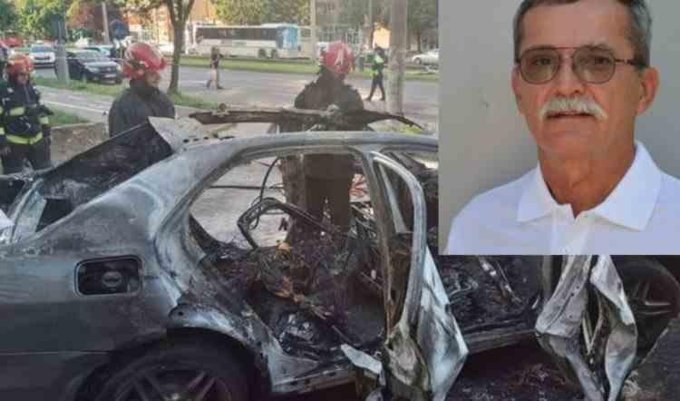 Explozia în care a murit omul de afaceri Ioan Crișan a fost încadrată de procurori drept omor calificat cu premeditare