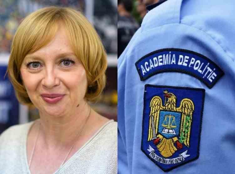 Sindicaliștii din Poliție: Șantajiștii jurnalistei Emilia Șercan au rămas în Academia de Poliție, ba chiar au fost și avansați