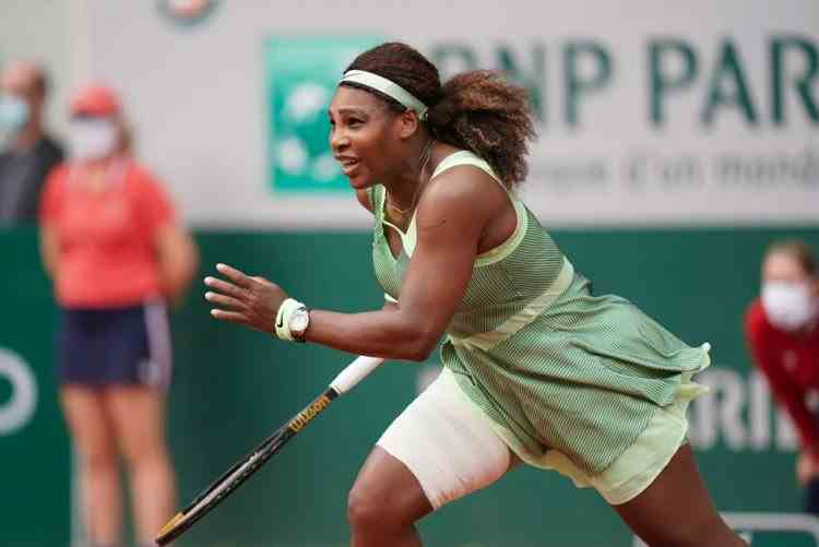 Serena Williams a fost eliminată de la Roland Garros