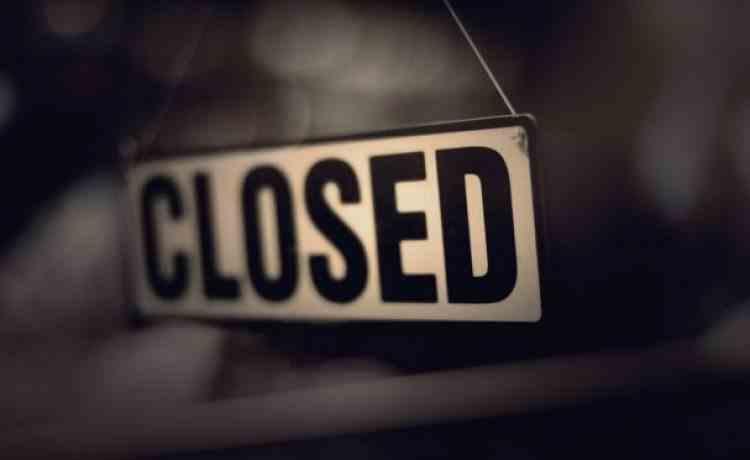 Din ce în ce mai multe afaceri se închid - Numărul firmelor radiate a crescut cu aproape jumătate față de anul trecut