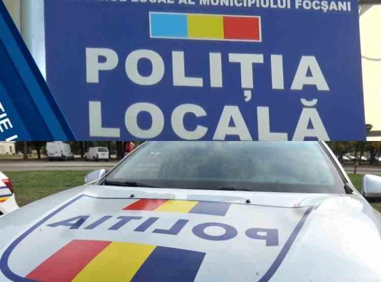 Cum a ajuns șeful Poliției Locale din Focșani să aibă salariul mai mare decât șeful IPJ Vrancea
