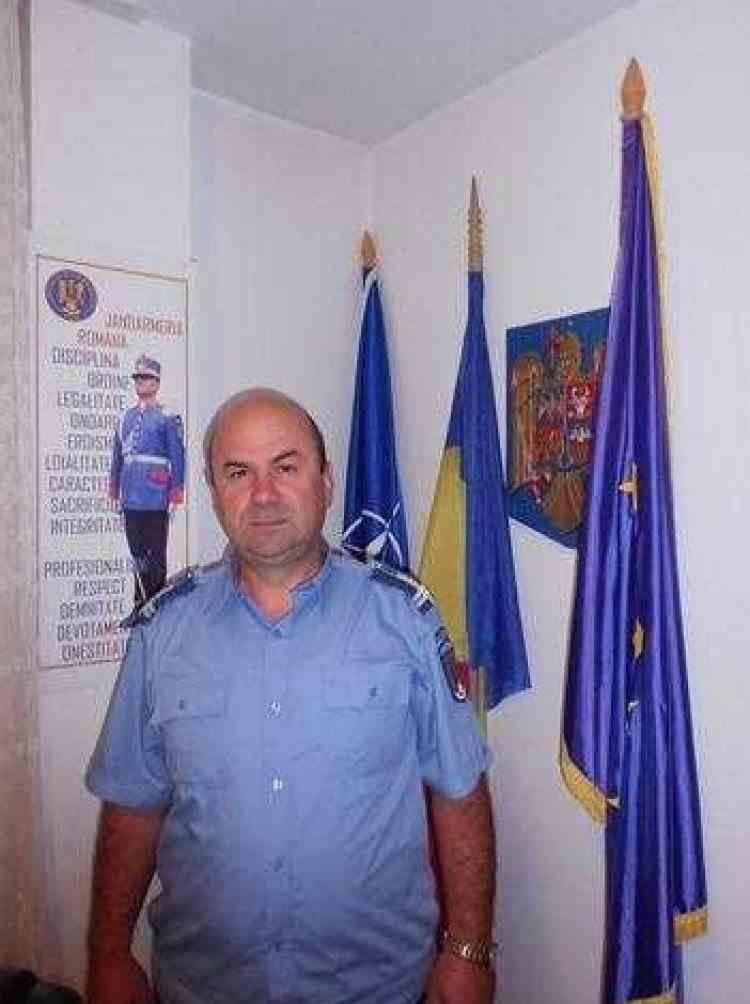 Adjunctul Jandarmeriei Vaslui a fost condamnat după ce a falsificat data unui accident rutier în care a fost implicată autospeciala jandarmeriei