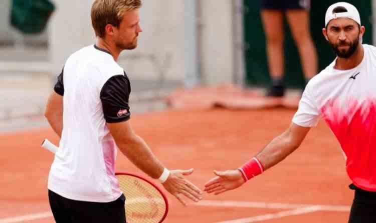 Horia Tecău şi Kevin Krawietz au fost eliminați de la French Open
