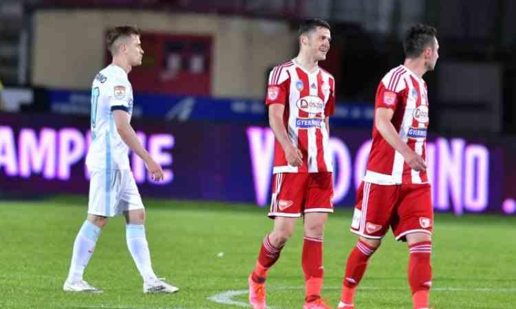 Transferul dorit de Becali - Andrei Dumiter nu s-a înțeles cu FCSB