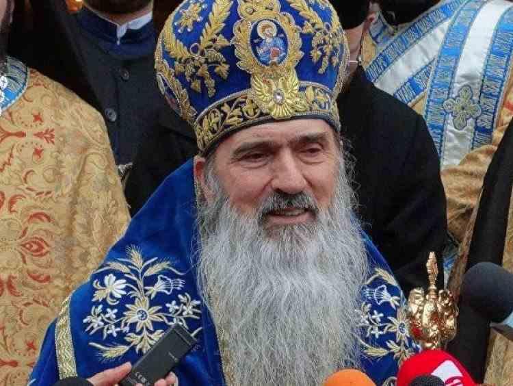 ÎPS Teodosie nu a fost sancționat de CNCD pentru afirmațiile legate de rolul femeii în biserică: Cultelor religioase le revine sarcina sa-și aplice propriile regulamente